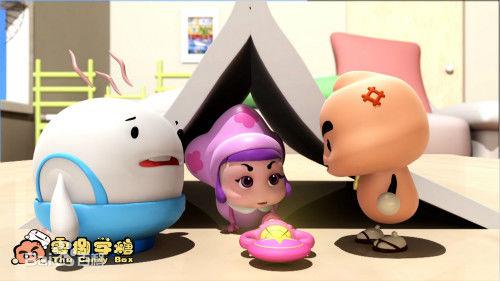 《零捌学糖》在北京卡酷少儿环球剧场首播啦!